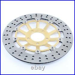 Front Brake Disks Discs Pads Bandit GSF 1200 / S 1996-1999 RF 900 R 96 97 98 99