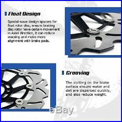 Front Brake Disks Discs Pads GSF 1200 Bandit GSF1200 S 96-00 RF 900 R 1996-99 98