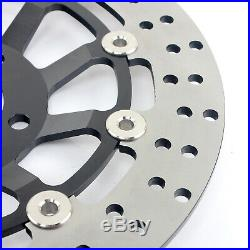 Front Brake Disks Discs + Pads GSF 1200 Bandit GSF1200 S 96-00 RF 900 R 97 98 99