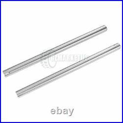 Front Brake Suspension Inner Fork Tubes Pipes For SUZUKI GSF400 BANDIT 1991-1995