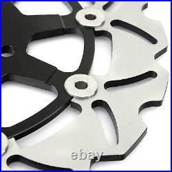 Front Rear Brake Discs Disks Bandit GSF 650 / S K5 GSX 600 750 F 04 05 06 Katana