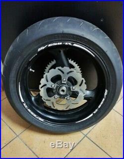 Front Rear Brake Discs Disks For GSX 1200 Inazuma 99-02 GSF1200 Bandit / S 96-05
