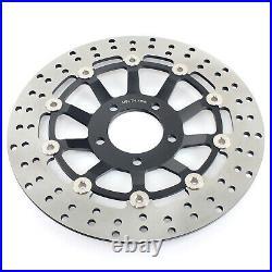 Front Rear Brake Discs Disks For GSX 600 750 F 1989-1997 GSF 400 Bandit N V VZ