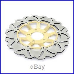 Front Rear Brake Discs Disks For Suzuki GS 500 E 88-03 GS 500 F 04-11 Bandit 250