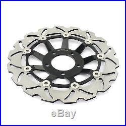 Front Rear Brake Discs Disks GSF 400 Bandit 91-94 GSX 400 Impulse GSX 600 750 F