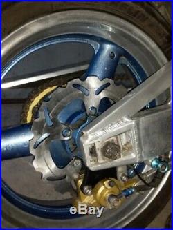 Front Rear Brake Discs Disks GSX 1200 INAZUMA 98-02 GSF 1200 / S Bandit RF 900 R