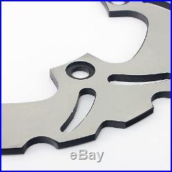 Front Rear Brake Discs Disks Pads For Suzuki GSF 650 1200 S Bandit 07-14 GSX650F
