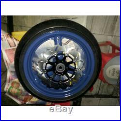 Front Rear Brake Discs Disks Pads GSF 1200 Bandit 01-05 GSF1200 Bandit S K1-K5