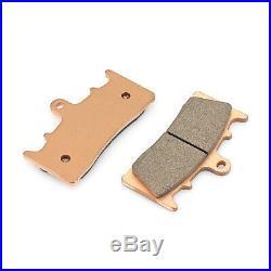 Front Rear Brake Discs Disks Pads GSF 1200 Bandit K1 K2 K3 K4 K5 GSF1200 S Gold