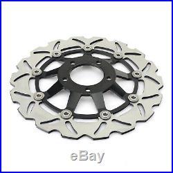 Front Rear Brake Discs Disks Pads GSF 600 Bandit / S SV 650 SV650S GSX750F 01 02