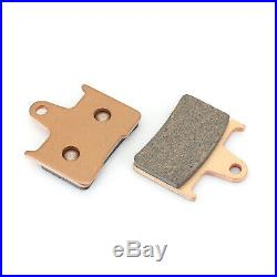 Front Rear Brake Discs Disks Pads GSF 650 Bandit 05 06 GSF650 K5 K6 290mm 240mm