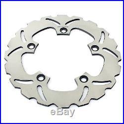 Front Rear Brake Discs Disks & Pads for Suzuki GSF 650 1250 Bandit 07-14 GSX650F