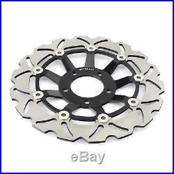 Front Rear Brake Discs Disks RF900R 98 99 GSX 1200 FS INAZUMA 98-02 01 00 Set