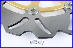 Front Rear Brake Discs Disks RF900R GSX 1200 FS INAZUMA 98-02 GS 1200 SS K1 K2