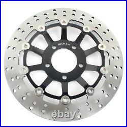 Front Rear Brake Discs Disks for Suzuki GSF 400 Bandit GSX 600 F GSX400 Impulse