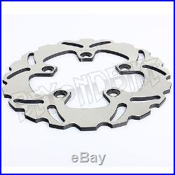 Front Rear Brake Discs Rotors 4 GSF 650 S Bandit ABS K5 K6 GSX 600 F 03 04 05 06