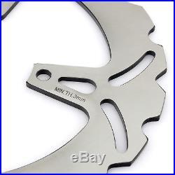 Front Rear Brake Discs Rotors For Suzuki GSF 400 Bandit N V VZ GSX 400 Impulse