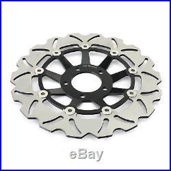 Front Rear Brake Discs Rotors For Suzuki GS 500 E F GS500E GS500F GSF 400 Bandit