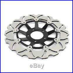 Front Rear Brake Discs Rotors Pads For Suzuki GSF 1200 Bandit / S K1 K2 K3 K4 K5