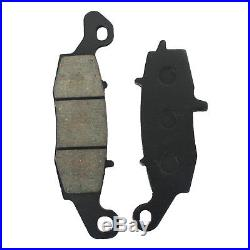 Front Rear Brake Discs Rotors Pads GSF 600 BANDIT / S K1 K2 K3 K4 SV650S GSX750F