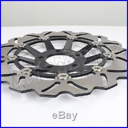 Front Rear Brake Discs Rotors Set GSF 1200 BANDIT 95-05 K5 K4 K3 RF900R 94-99 98