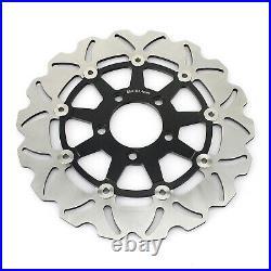 Front Rear Brake Discs for SUZUKI GSF1200 S BANDIT 95-05 GSX1200 INAZUMA 99-02