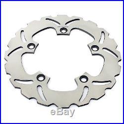 Front Rear Brake Disks Discs For Suzuki GSX650F ABS 08-15 GSF 650 S / ABS Bandit