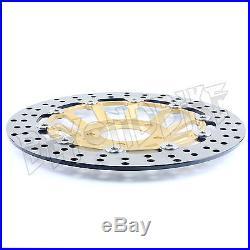 Front Round for Suzuki Brake Discs Disks Pads GSF 1200 Bandit / S K1 K2 K3 K4 K5