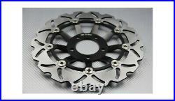 Front Wave Brake Discs Rotors Pair 290mm SUZUKI GSF BANDIT 400S 400 S 1995-1997