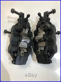 GSF1200 Bandit 2001 Suzuki Front Brake Callipers VGC 6 Pot