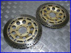 GSF600S Bandit Brake Discs Front Genuine Suzuki 1995-1999 A081