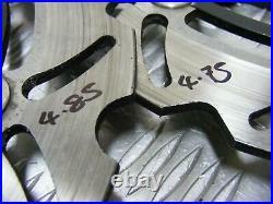 GSF600S Bandit Brake Discs Front Wavy Suzuki 1995-1999 A083