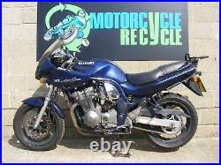 GSF600S Bandit Front Brake Discs Wavy Pair Suzuki 1995-1999 A083