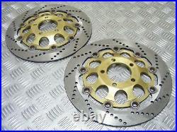 GSF600 Bandit Brake Discs Front Genuine Suzuki 2000-2004 A047