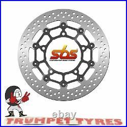 GSF 1250 SA Bandit ABS 2007 2018 SBS Front Brake Disc Genuine OE Quality 5029
