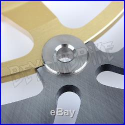 GSF 600 BANDIT / S SV650S GSX F 750 Front Brake Discs Rotor Pads 98 99 K1 K2 K3