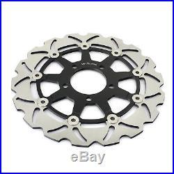 GSF 650 Bandit S / ABS SV 650 03-10 SV650S 03-09 Front Brake Discs Disks + Pads
