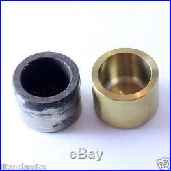 GSX-R1100 4 x Titanium front caliper pistons for NISSIN caliper GSX-750N