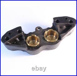 GSX-R750 (89-95) 4 x Titanium front caliper pistons for NISSIN calipers