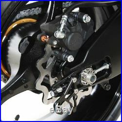 Galfer Front Speed Kit Wavy/wave Discs And Pads For Suzuki Gsf600 N Bandit 95-99