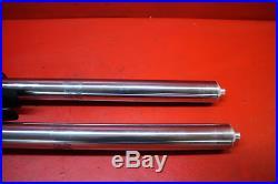J 01 05 Suzuki Bandit Gsf 1200 Gsf1200 Front Forks Suspension Straight