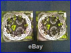 Ng 1104 Front Brake Discs Pair Suzuki Gsf Gsx 1250 650 Bandit Gsr600 750 Gsxs750