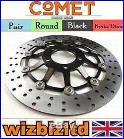 Pair Front Brake Discs Suzuki GSF 400 P/NP/VP/VZP/VR Bandit (GK75A) 89-94 R903BK