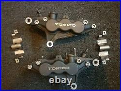 Rebuilt Suzuki Zx6r Zx7r Zx9r Zx12r Gsxr Srad Busa Bandit Front Brake Calipers