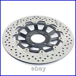 Round Front Brake Discs for SUZUKI GSX1200 FS INAZUMA 99-02 GS 1200 SS 2001 2002