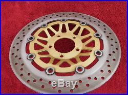 STRAIGHT! L&R Front Brake Rotor Set 97-05 Bandit 1200 GSF1200 \\\ 94-97 RF900