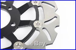 SUZUKI Front Brake Discs For GSF 400 600 Bandit GSX 750 F GSX 400 Impulse X / Z
