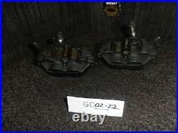 SUZUKI GSF650 SA BANDIT ABS 2008 Front brake callipers LHS & RHS 02-21