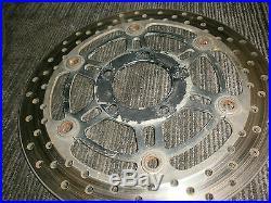 SUZUKI GSX600 F SV650 GSF650 Front Brake Discs LH & RH read of details