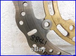 Suzuki 1250 Bandit Front Discs Rotors (3841)